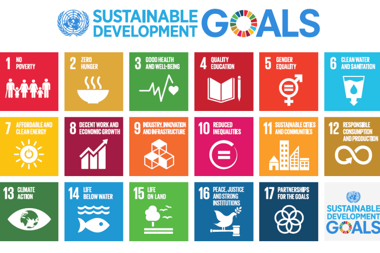 News | Research: United Nations Announces New Global Goals - slide 1