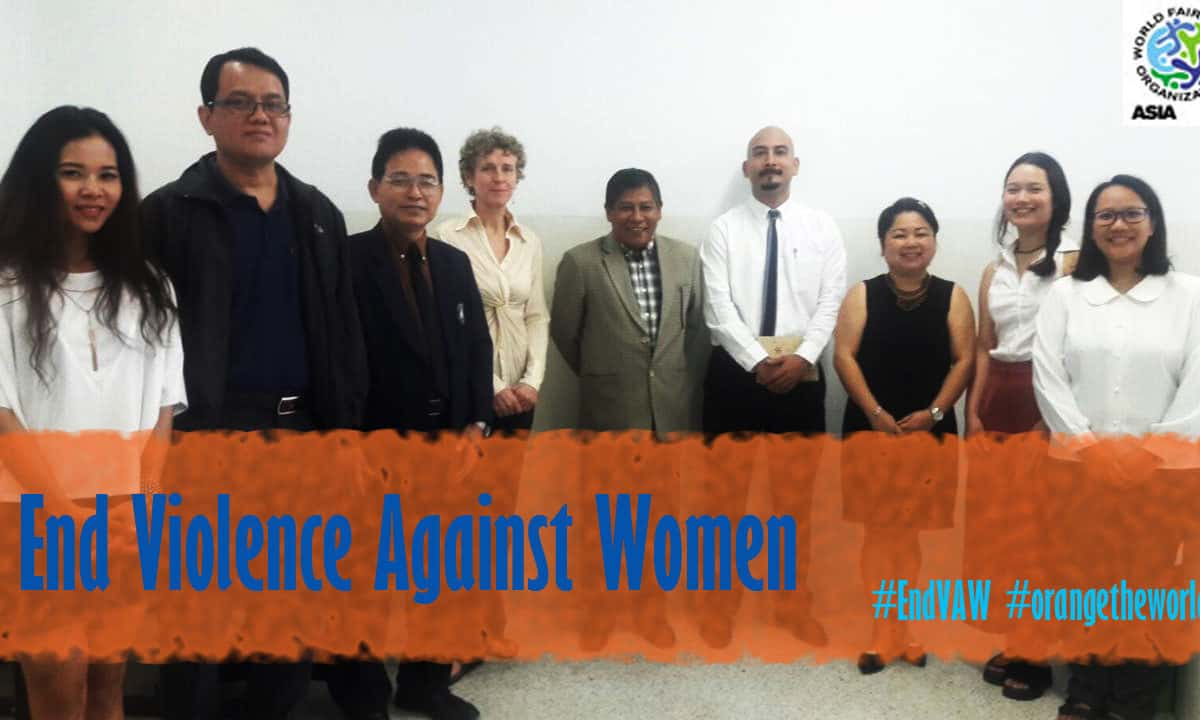 Unity statement in solidarity with the 16 Days of Activism to End Gender-based Violence