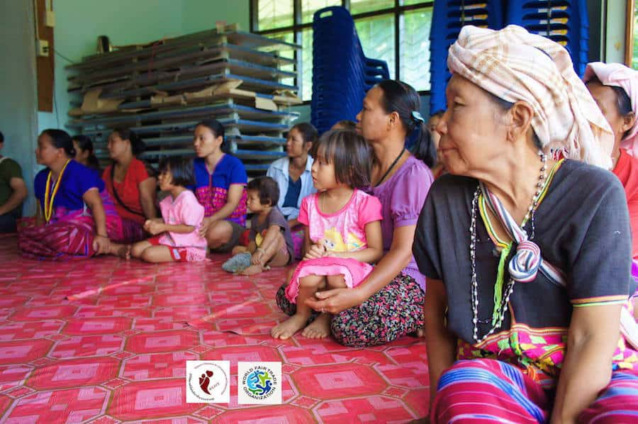 Empowering ethnic Burmese women through weaving